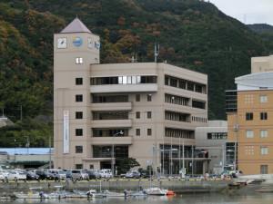 伊方町庁舎